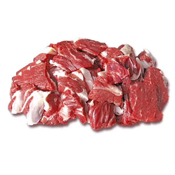 Обрезь мраморной говядины