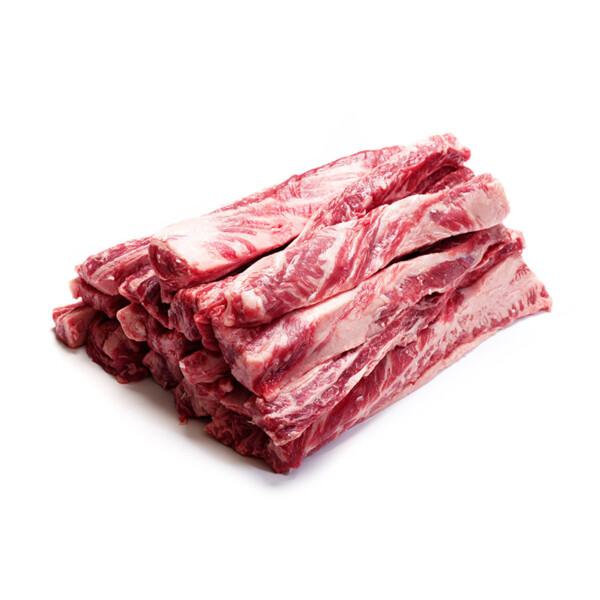 Межреберное мясо говядины. Фингерсы. Стрипсы.