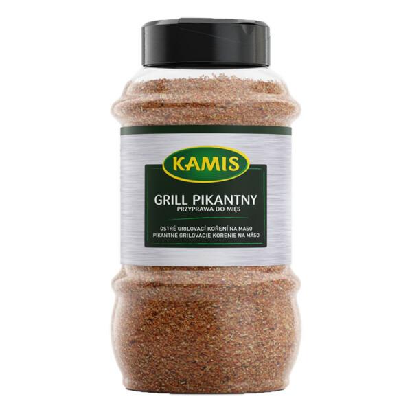 Приправа к Мясу на гриле пикантная KAMIS (McCormick) 550г