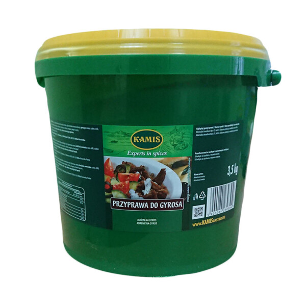 Приправа для гирос KAMIS (McCormick) 3.5 кг