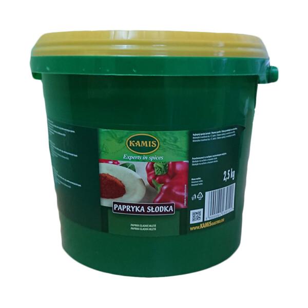 Паприка сладкая KAMIS (McCormick) 2.5 кг