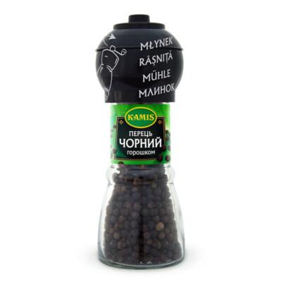 Черный перец горошком - мельница KAMIS