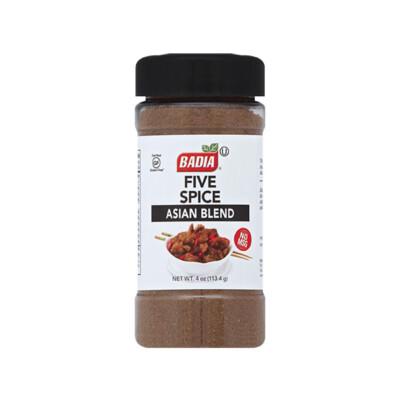 Азиатская смесь из 5 специй
