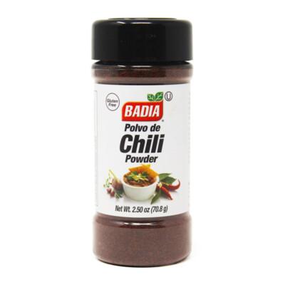 Чили перец молотый badia