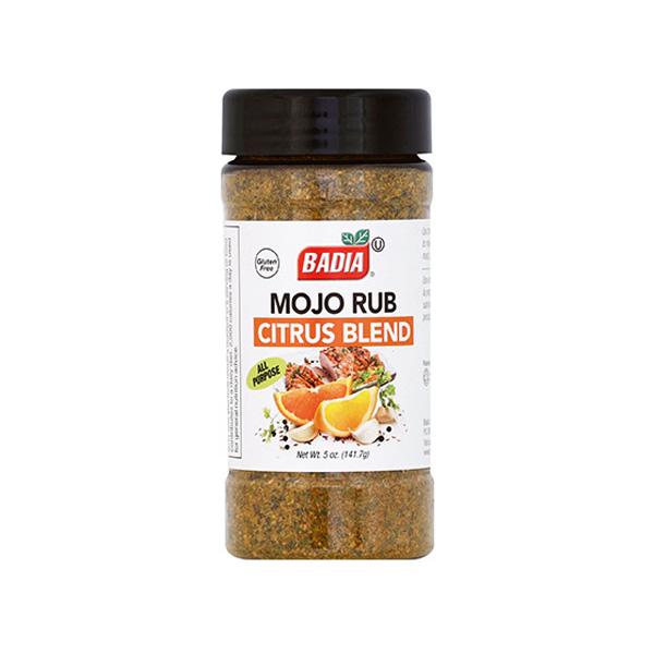 Цитрусовая смесь MOJO RUB для мяса и рыбы