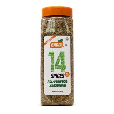Приправа Смесь 14 специй, без соли