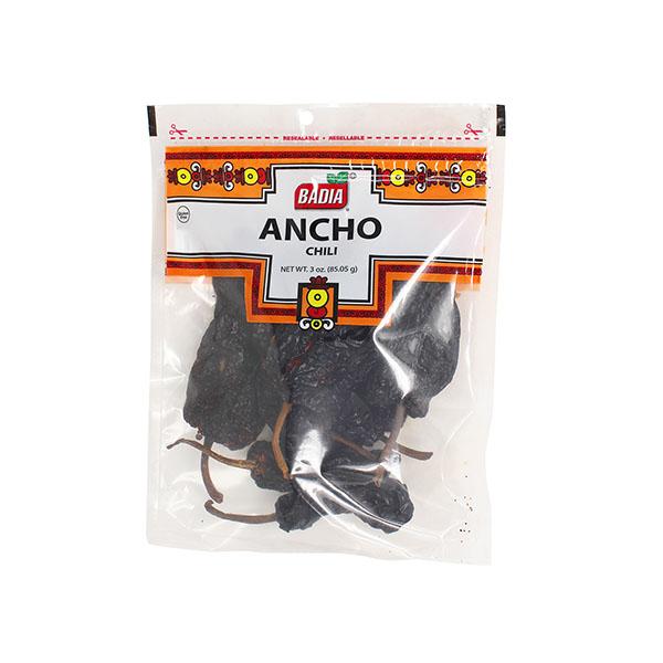 Перец целый Анчо Чили
