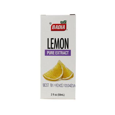 Экстракт лимона. Лимонный экстракт ТМ Badia