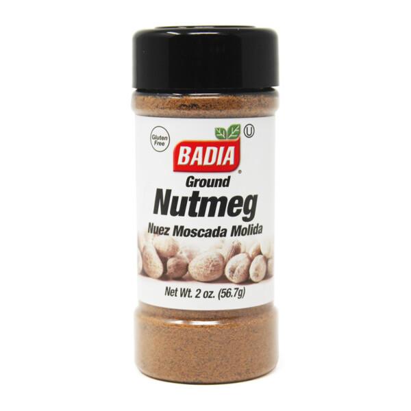 Мускатный орех молотый Badia