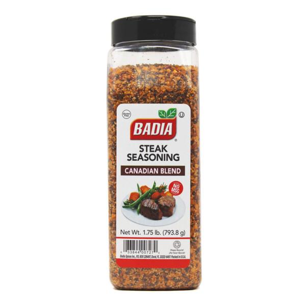 Канадская смесь для стейка Badia