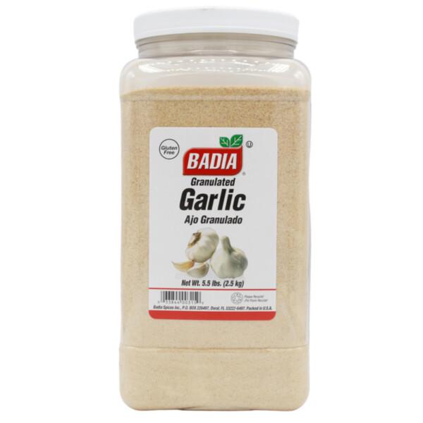 Чеснок гранулированный Badia