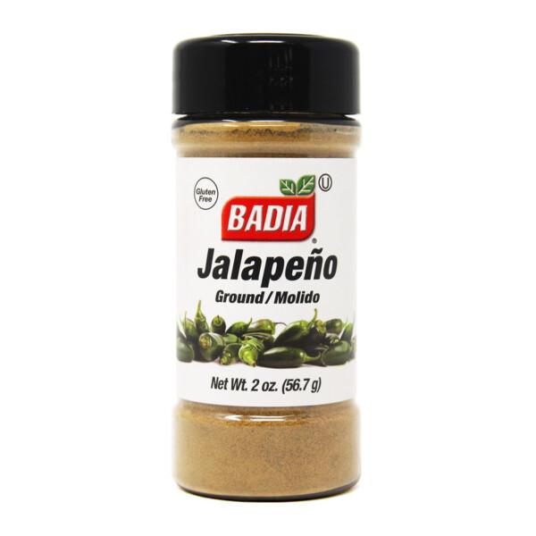 Перец Халапеньо молотый Badia