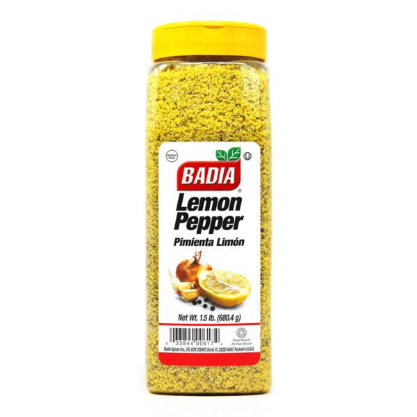 Лимонный перец приправа Badia